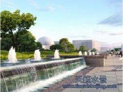 <b>广场喷泉 涌泉喷泉实景拍</b>