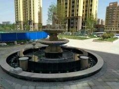 <b>喷泉设计公司案例―济南汇</b>
