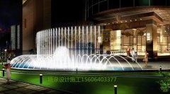 山东喷泉设计公司-酒